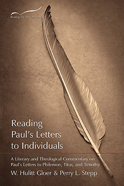 an analysis of pauls letter to philemon in the new testament Literary analysis of paul's letter to philemon an analysis of paul's use of poetic devices to appeal to philemon's  the writings of the new testament:.