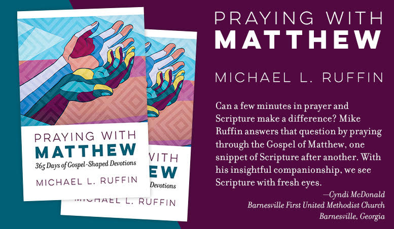 Praying with matthew Banner